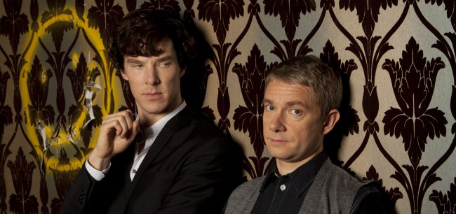 Sherlock Season 3 First Teaser Trailer