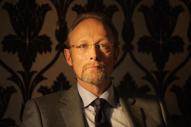 The villain in Sherlock season 3 Charles Augustus Magnusson