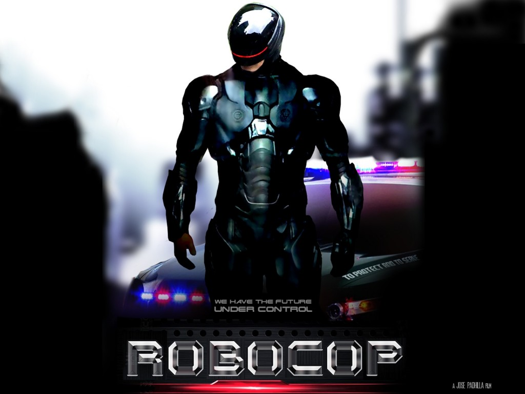 RoboCop First Trailer Released