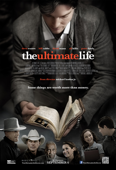 The Ultimate Life DVD Prize Pack Giveaway