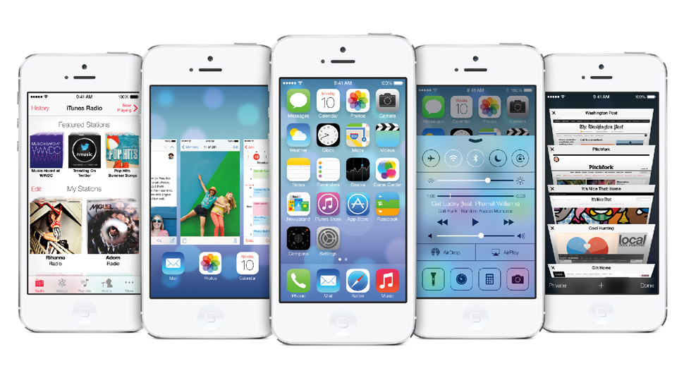iOS 7 Direct Download Links