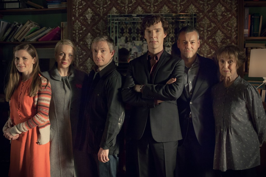 Sherlock Season 3 Launch Trailer