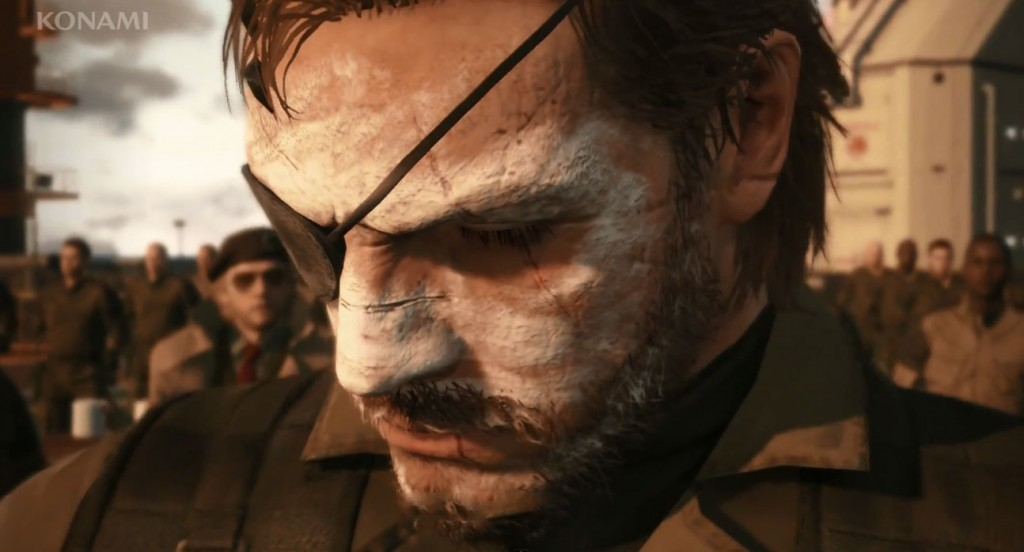 Metal Gear Solid 5: The Phantom Pain E3 2014 trailer